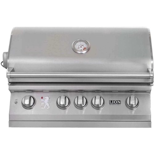 #1 Choice U2013 Lion Premium L75623 Natural Gas Grill