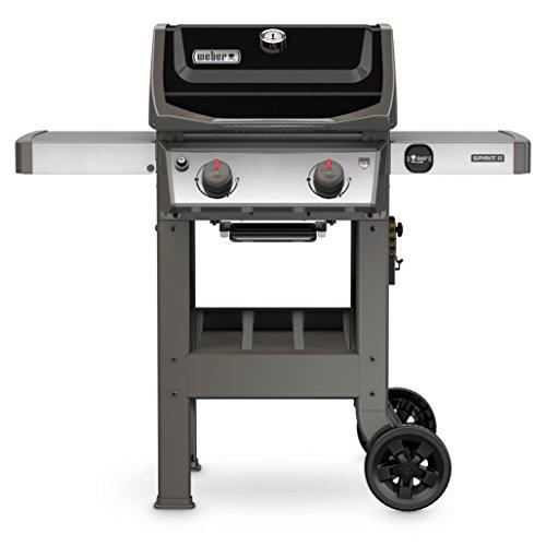 Weber Spirit Ii E 210 Black Lp Outdoor Gas Grill